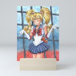 Sailor Moon Venus Mini Art Print