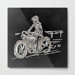 Wayward Son Metal Print