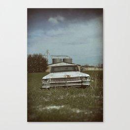 Cadillac Dreams Canvas Print