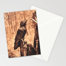 Raven (Slavanic paganism) Stationery Cards