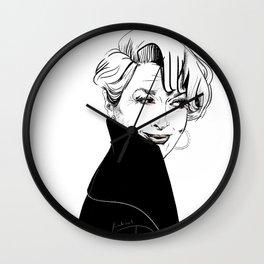 MS Wall Clock