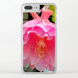 Ballerina's Pink Tutu Clear iPhone Case
