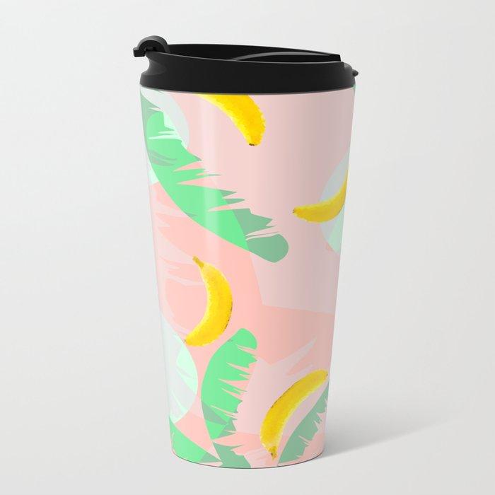 Rumba Banana Metal Travel Mug