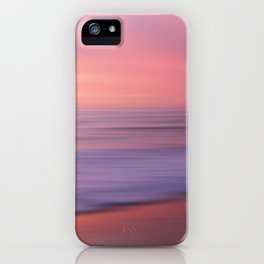 Soft Blushing Sky iPhone Case