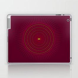 Ring of Bats Laptop & iPad Skin