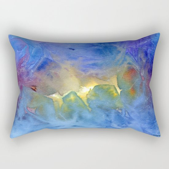Any Colour You Like Rectangular Pillow