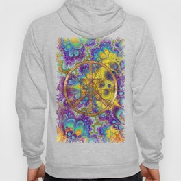 Hippy 1 Psychedelic Hoody