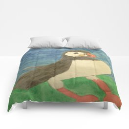 Puffin Comforters