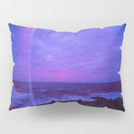 Dusk Light Leak Pillow Sham