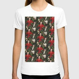 Fashion girls T-shirt