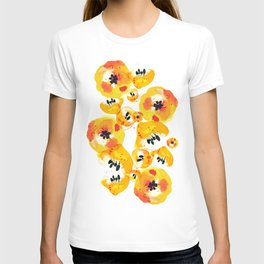 Water Flowers T-shirt