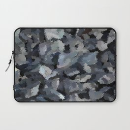 Shades of Gray Tapestry Laptop Sleeve