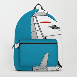 Airplane Wing Backpack