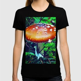 A Shroom in the Gloom T-shirt