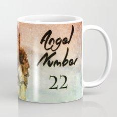 Angel Number 22 Mug