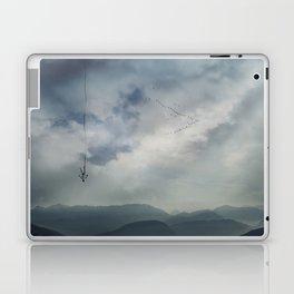 falling memories Laptop & iPad Skin