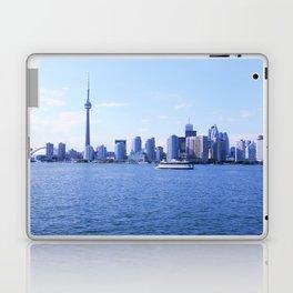 CN Tower Skyline Laptop & iPad Skin