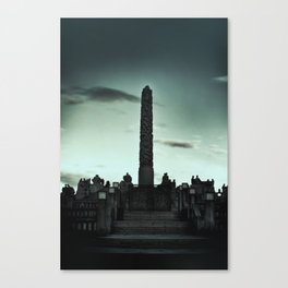 Monolitten Canvas Print