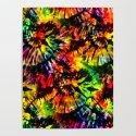 Vivid Psychedelic Hippy Tie Dye by kirstenstar
