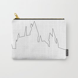 Hogwarts Heartbeat Carry-All Pouch