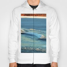 frozen lake Hoody