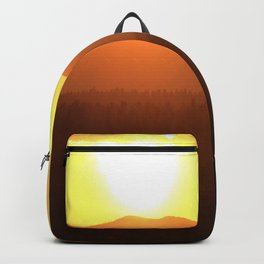 Steamboat Sunrise Backpack