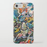 phoenix iPhone & iPod Cases featuring Phoenix by Dawn Patel Art
