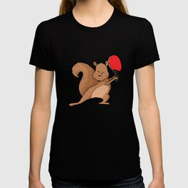 Talented Squirrel T-shirt