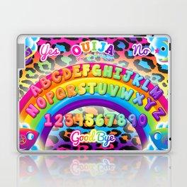 1997 Neon Rainbow Ouija Board Laptop & iPad Skin