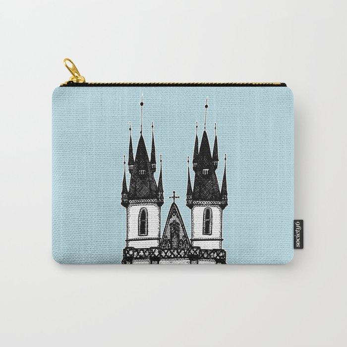 Tyn Church - Prague Carry-All Pouch