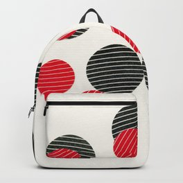 Spots and Stripes Backpack