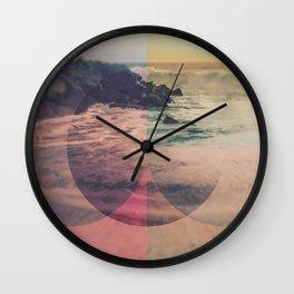 Cercles Wall Clock