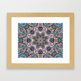 In The City Framed Art Print