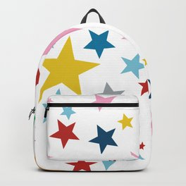 Stars Small Backpack
