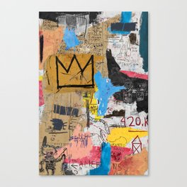 King King Canvas Print