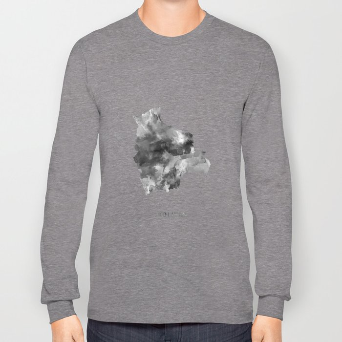 Bolivia Long Sleeve T-shirt