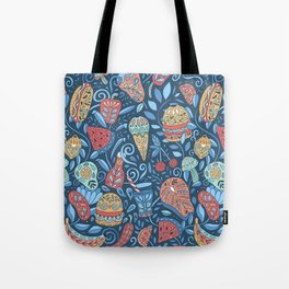 Summer cookout Tote Bag
