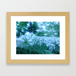 Close Enough Framed Art Print