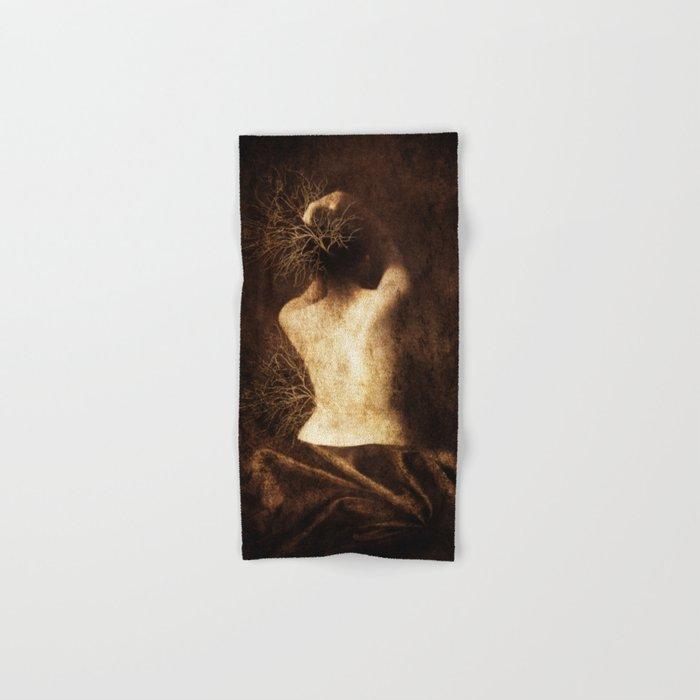 Juliette. Portrait. Hand & Bath Towel