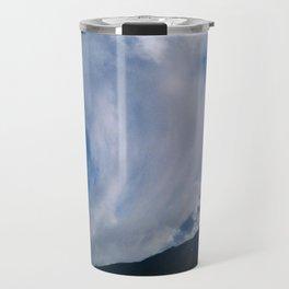 Cloud Ascending to Eternity Travel Mug