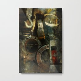 Historic Ship Metal Print