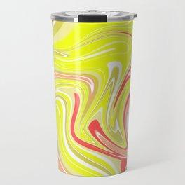 Hot Flames Travel Mug
