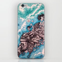 For whom the bell tolls iPhone Skin