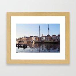 Haarlem, the Netherlands Framed Art Print
