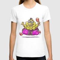 runner T-shirts featuring FAT RUNNER by Berni Store
