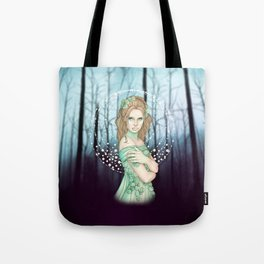 Winter Fairy Tote Bag