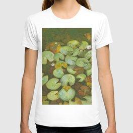 Lotus Pond Serenity Series IV T-shirt