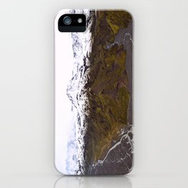 Braided Rivers iPhone Case