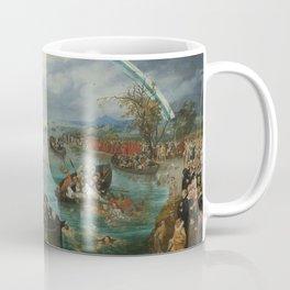 Fishing for souls Adriaen Pietersz van de Venne 1614 Coffee Mug