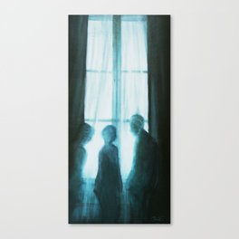 Room too Bright Canvas Print